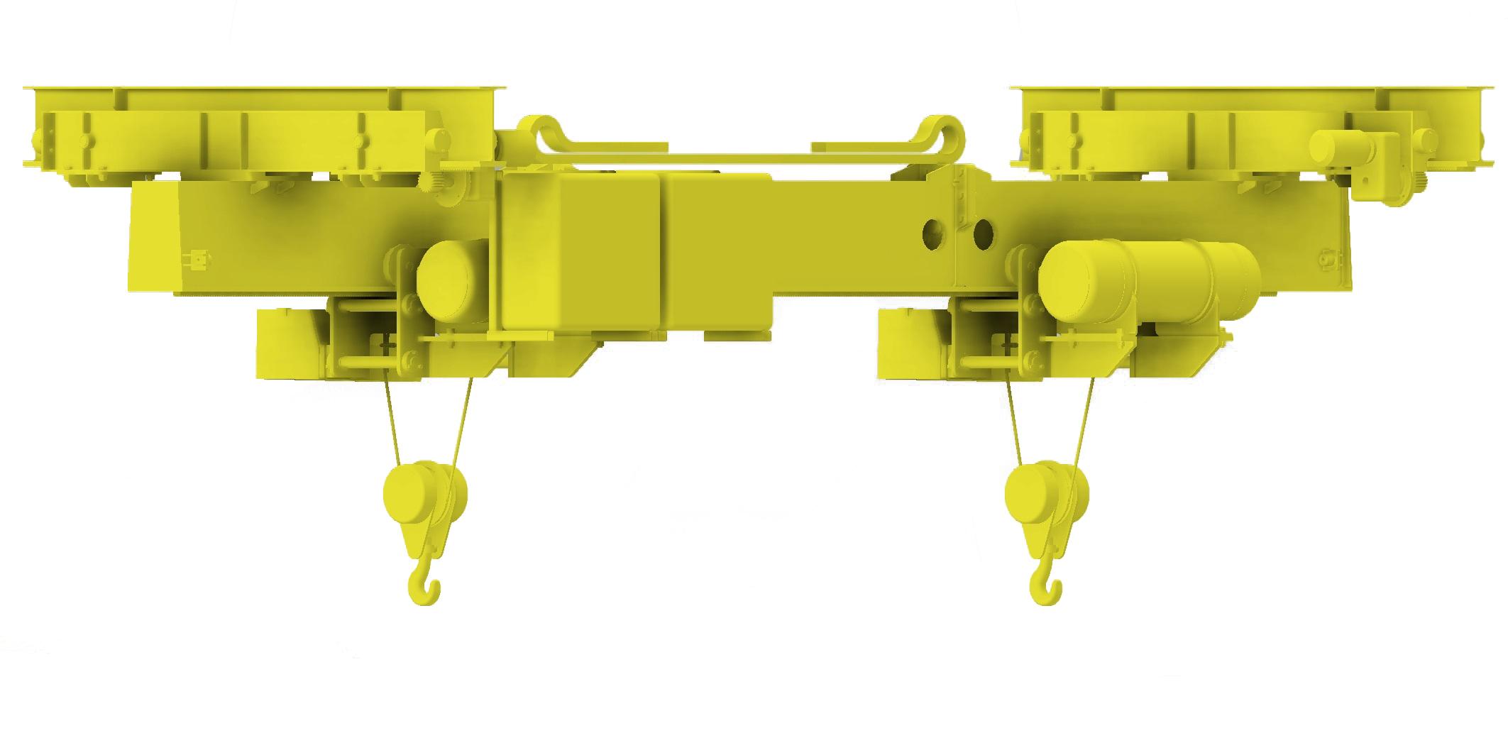 AUV Traversing crane